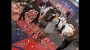 Зафирис Мелас To party ths zohs soy 23-12-07 Full Tv live Zafiris Melas 2 Част