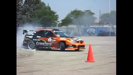 Subaru Impreza Wrx Drift