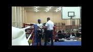 Доп Плевен 2012 - Албена Малчева киклайт рунд 1