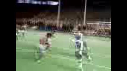 hubav goal v Fifa 2008