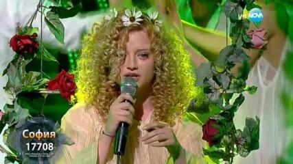 София като Деси Добрева -