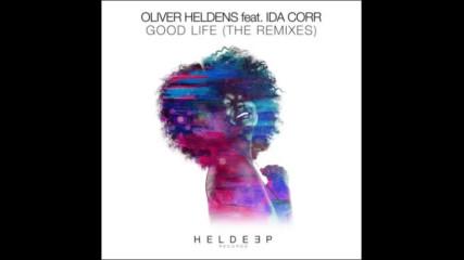 *2017* Oliver Heldens ft. Ida Corr - Good Life ( Kryder remix )