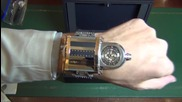 De Witt Watch Concept Wx-1