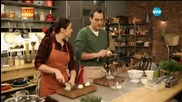 "Пикантни шоколадови бисквити в ""Бон Апети"" (10.02.2015г.)"