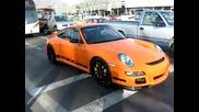Porsche Gt3rs Acceleration Chile