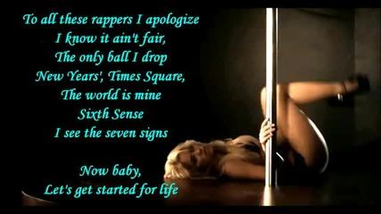 Pitbull feat. Shakira - Get It Started (lyrics)