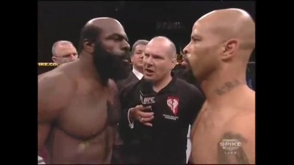 * Ufc * Kimbo Slice ( From the streets to the Ufc )