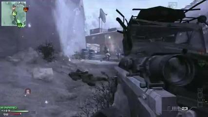 Cod Mw3 Sniper Montage (one click headshot) - Youtube