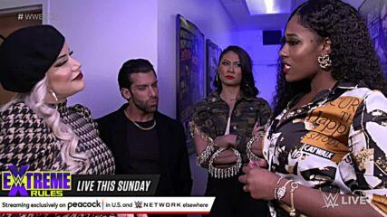 Lash Legend set for talk show debut: WWE NXT 2.0, Sept. 21, 2021