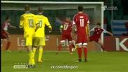 Люксембург 0:3 Украйна 15.11.2014