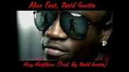 Akon Feat. David Guetta - Nosy Neighbour (prod. By David Guetta)