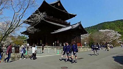 На Киото се пада честта да ни запознае с Япония (Без багаж еп.193 трейлър).