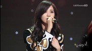 Snsd [ T T S ] - Cater 2 U ( 2nd Ver.. Fancam Mix ) @ Yhy's Sketchbook (01.06.2012)