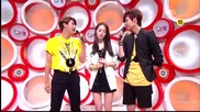 M.i.b - Only hard for me @ Inkigayo (24.06.2012)