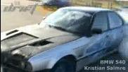 Kristian Salmre Bmw 540 Drift