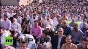 Iran: Ayatolla Khamenei leads Eid prayers in Tehran