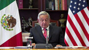 USA: Biden and Mexico's Obrador praise countries' relations