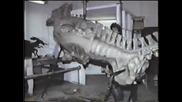 Стан Уинстън в интервю за проектите си -терминатор, Пришалецът Джурасик парк и Хищникът (1994) (1/3)