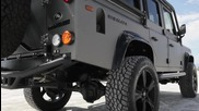 Himalaya Limited Edition Land Rover Defender Desert Race