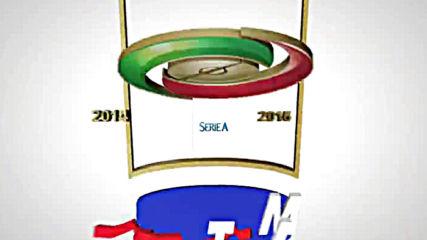 Реклама на Италианската Серия А 2014-2015 на 10 Май