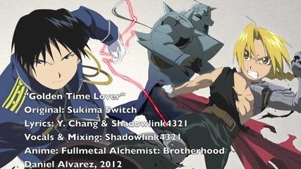 English 'golden Time Lover' Fullmetal Alchemist Brotherhood
