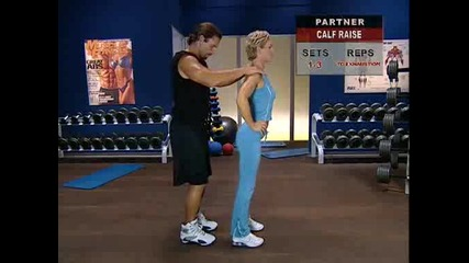 Home Training - Muscle and Fitness