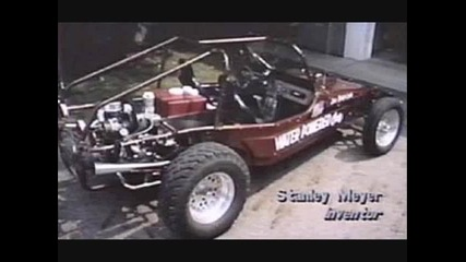 Opie Anthony Stan Meyer's Water Car