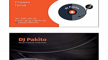 Dj Pakito - Special In The Mix Pop Folk - Kiuchek 2018