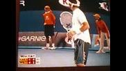 Australian Open 2009 : (ветерани) Виландер - Кеш   Странни Сервиси
