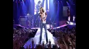 Hannah Montanameet Miley Cyrus - Nobodys Perfect live Best of Both Worlds Concert