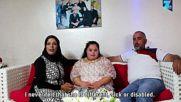 Родителите на момиче със синдрома на Даун й организираха мечтаната сватба