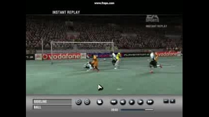 Uefa Спасяване На Van Der Sar