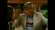 Miley And Jake - Kissing Scenes