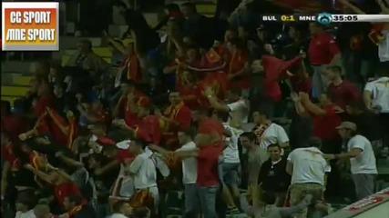 Без коментар !!! България - Черна Гора 0 : 1