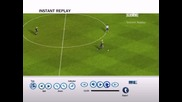 гол на Fifa 08 !!!