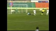 12.4.2009 Ботев - Локомотив Мездра 1:0 (3:1) гол на Кръстев