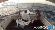 Смяна на местата в лодката