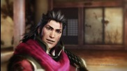 Samurai Warriors 4: Empires Game Trailer