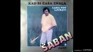 Saban Saulic - Kad bi casa znala - (Audio 1986)