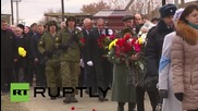 Russia: Pilot of crashed flight 7K9268 laid to rest in Volgograd