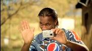 Дрогба се бъзика с Кака в реклама на Пепси