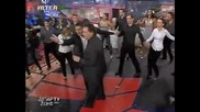 Зафирис Мелас To party ths zohs soy 23-12-07 Full Tv live Zafiris Melas 4 Част