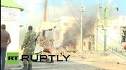 Somalia: At least 12 dead as gunmen attack Mogadishu hotel