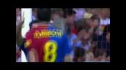 Спортинг Хихон - Барселона 21.09.08