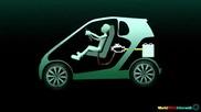 Първият автомобил задвижван с еко-био-органично гориво