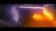 Shin Godzilla Atomic Breath Scenes ( Шин Годзила атомно дишане сцени )