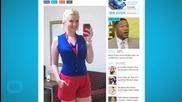 J.C. Penney Employee Wearing Shorts That Were ''Too Revealing''