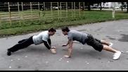 Street Fitness - Това Е Сила част 2