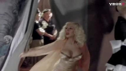 Превод! Christina Aguilera - Hurt ( Official Video)