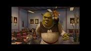 Shrek 2 + Бг Аудио Част 2 ( Високо Качество ) (2004)
